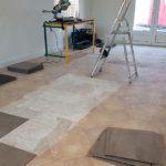 Rénovation d'un sol PVC A à Z Revêtements
