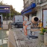 Rénovation de la brasserie du Tourny à Périgueux A à Z Revêtements