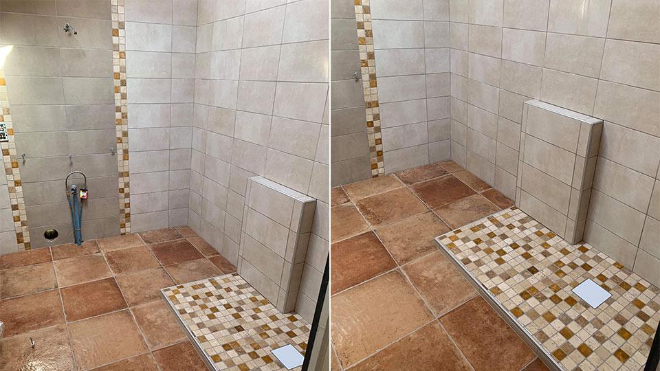 Rénovation d'une maison d'habitation et salle de bain A à Z Revêtements