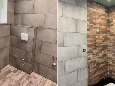 Rénovation d'une salle de bain A à Z Revêtements