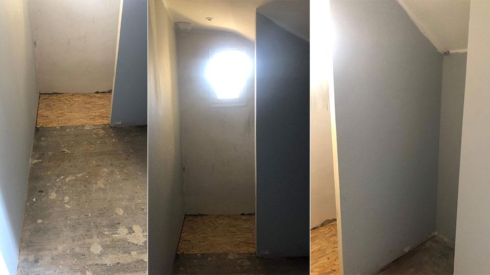 Rénovation d'une salle de bain à Arcachon