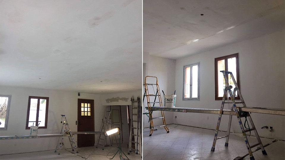 Rénovation carrelage, peinture, parement pierre - A à Z Revêtements